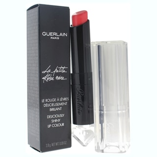 Guerlain La Petite Robe Noire Deliciously Shiny Lip Colour 040 Coral Collar