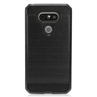 Insten Hard Snap-on Dual Layer Hybrid Case Cover For LG G5