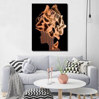 Ready2HangArt Wall Decor 'Gilt Mod XVIII' in ArtPlexi