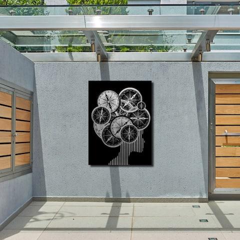 Ready2HangArt Wall Decor 'Gilt Mod XVI' in ArtPlexi