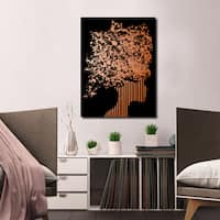 Ready2HangArt Wall Decor 'Gilt Mod XIII' in ArtPlexi