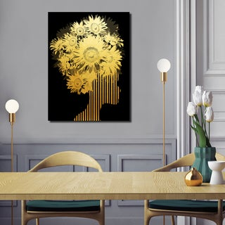 Ready2HangArt Wall Decor 'Gilt Mod XVII' in ArtPlexi