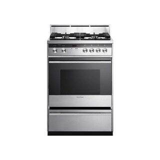 Fisher & Paykel OR24SDMBGX2 24 Inch Pro-Style Gas Range