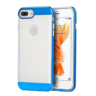 Iphone 7 Plus Fluxsilk Hybrid Tpu Pc Case