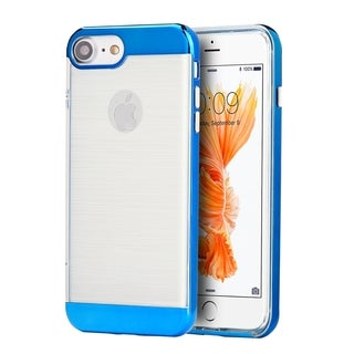 Iphone 7 Fluxsilk Hybrid Tpu PC Case