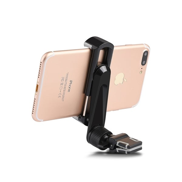 Universal Air Vent Car Mount Holder W/ 360 Degree Rotatable Extension Arm & Swivel Head For Mobile Phone & Devices