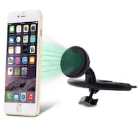 No.34 Premium Universal Cd Slot Magnetic Car Mount Phone Holder With Rotatable Joint