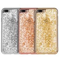 Iphone 7 Plus Gold Leaf Tpu Series Bumper Case