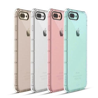 Apple Iphone 7 Plus Duraproof Transparent Anti-Shock Tpu Case - Clear