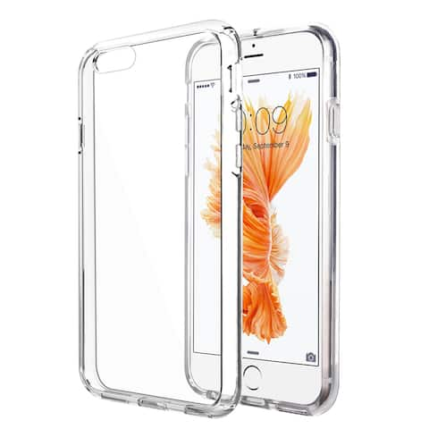 Apple Iphone 6/6S High Quality Crystal Skin Case Clear