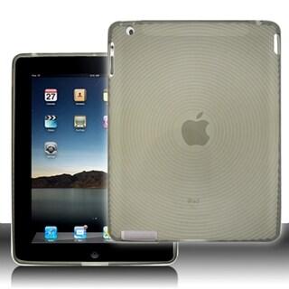 Apple IPAD 2/3 Crystal Skin Smoke