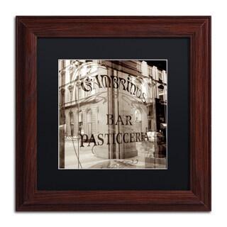 Alan Blaustein 'Firenze IV' Matted Framed Art