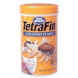 Tetra 2.2-ounce TetraFin Goldfish Flakes (Tetrafin Flkes ...