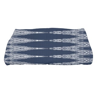 Lifeflor, Geometric Print Bath Towel