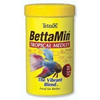 Tetra BettaMin Tropical Medley