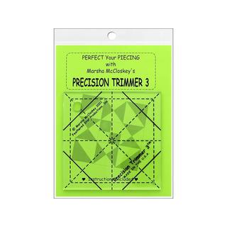 """Feathered Star Ruler 3.5"""" Precision Trimmer 3"""