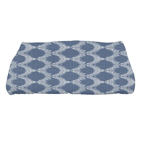 Mudcloth, Geometric Print Bath Towel