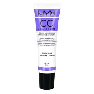NYX CC Cream Lavender 04 Medium Deep