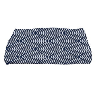 Wenstry, Geometric Print Bath Towel