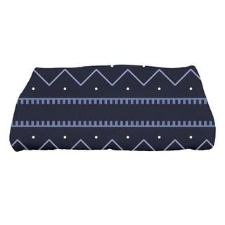 Arrow, Geometric Print Bath Towel
