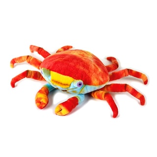 National Geographic Sally Lightfoot Crab Plush