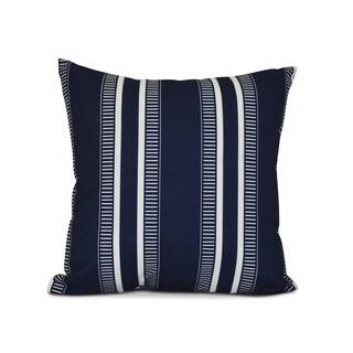 Stripe, Dashing Stripe Outdoor Pillow