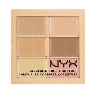NYX Conceal Correct Contour Palette 01 Light