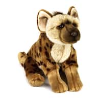 National Geographic Hyena Plush