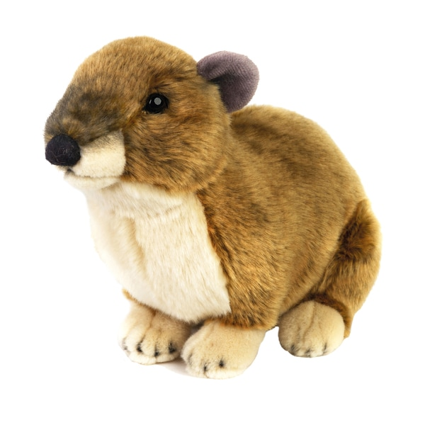 National Geographic Dassie Plush
