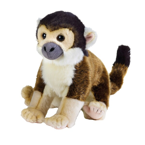 National Geographic Squirrel Monkey Plush
