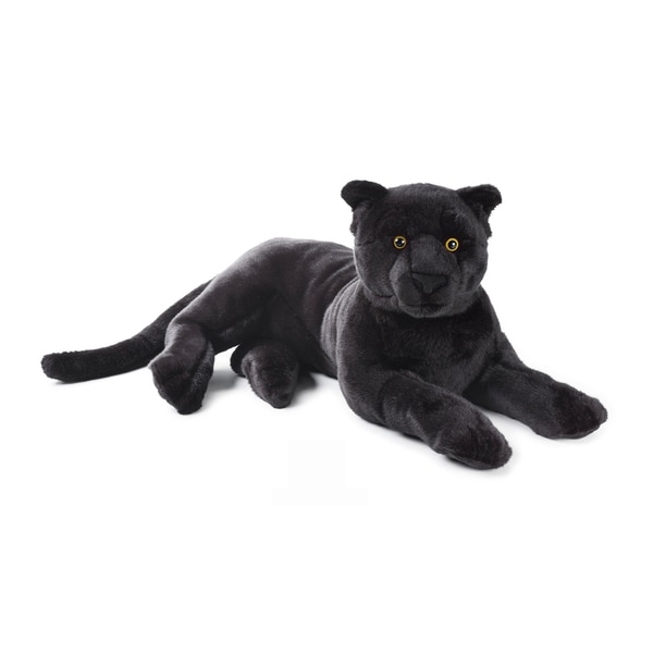 National Geographic Panther Plush