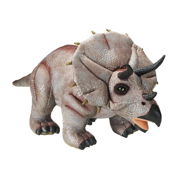 National Geographic Big Triceratops Plush