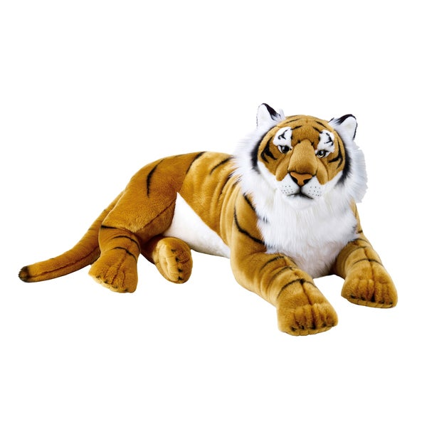 National Geographic Giant Tiger Plush