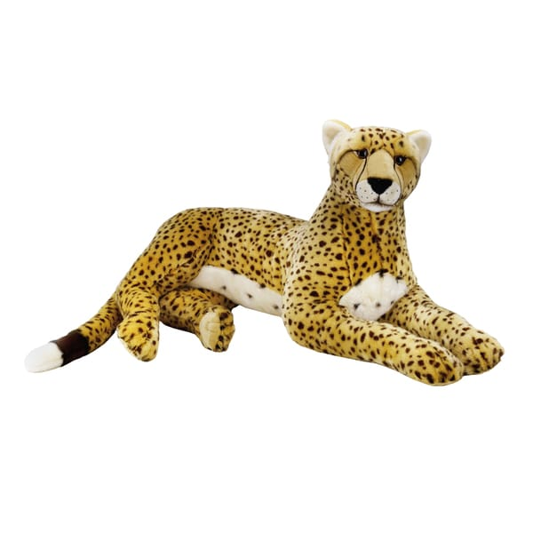 National Geographic Giant Cheetah Plush