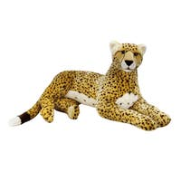 National Geographic Giant Cheetah Plush