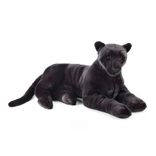 National Geographic Giant Panther Plush