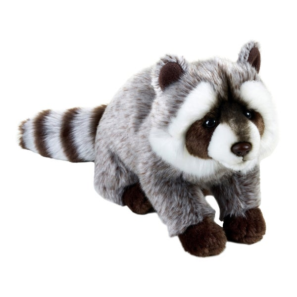 National Geographic Raccoon Plush