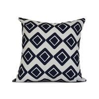Geometric Diamond Jive 1 Outdoor Pillow