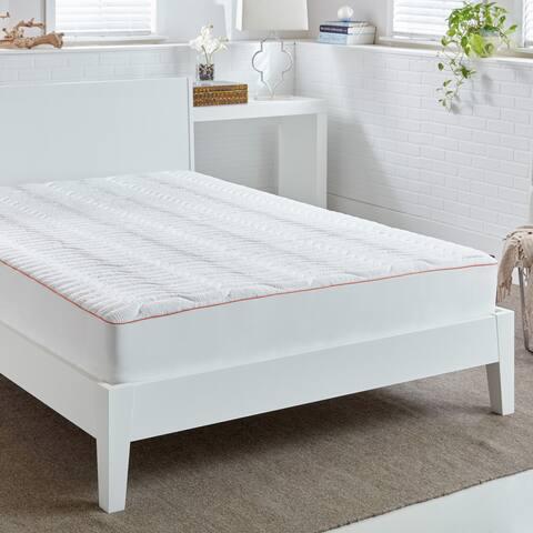 Bedgear® Dri-Tec Waterproof Performance Mattress Pad - White