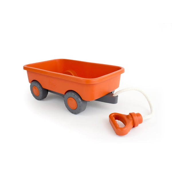 Green Toys Orange Wagon
