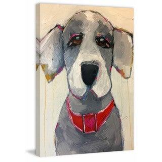 Devoted Friend' Painting Print on Wrapped Canvas