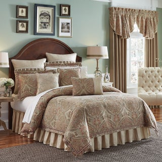 Croscill Birmingham 4-piece Comforter Set (3 options available)
