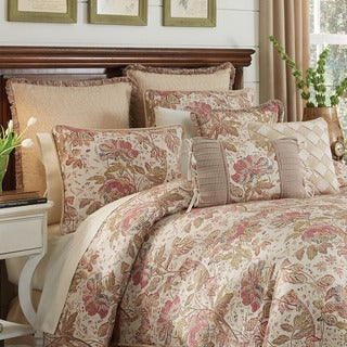 Croscill Camille 4 Piece Comforter Set