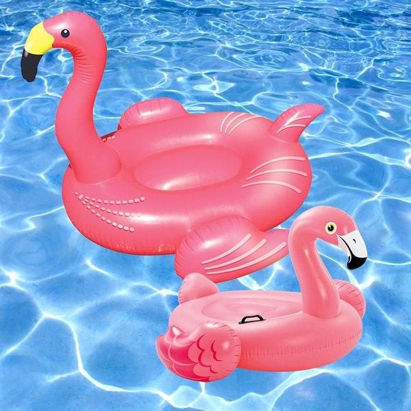 Flamingo Swimming Pool Float 2-Pack