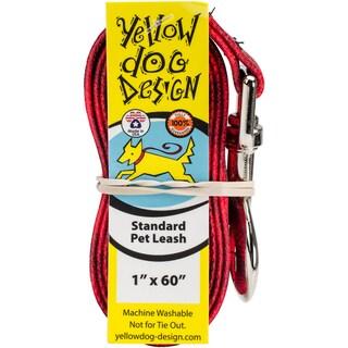 Yellow Dog Lead - Red Kilt