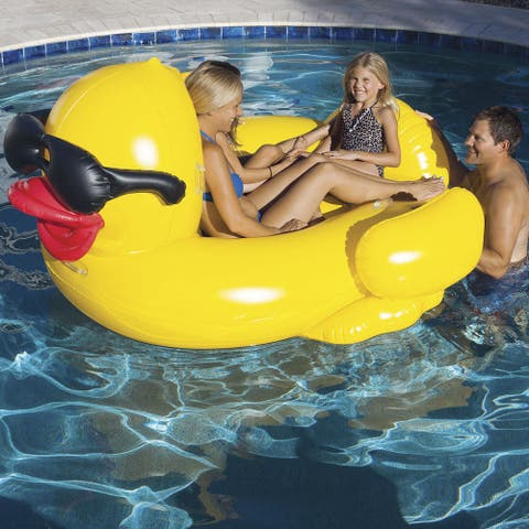 GAME Giant Inflatable Derby Duck