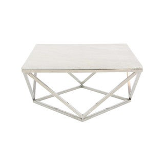 Stainless Steel Coffee SofaEnd TablesAffordable Accent