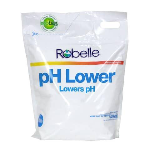 Robelle pH Lower for Swimming Pools