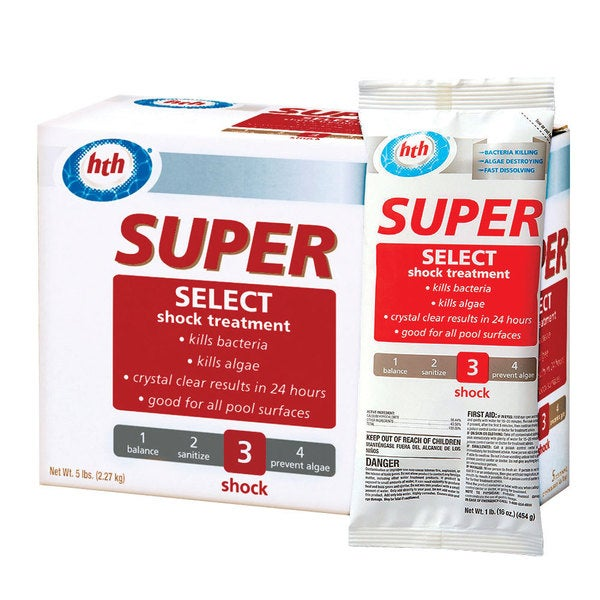 HTH Super Select Shock for Swimming Pools