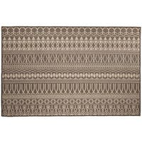 RUGGABLE Washable Stain Resistant Pet Accent Rug Cadiz Espresso - 3' x 5'